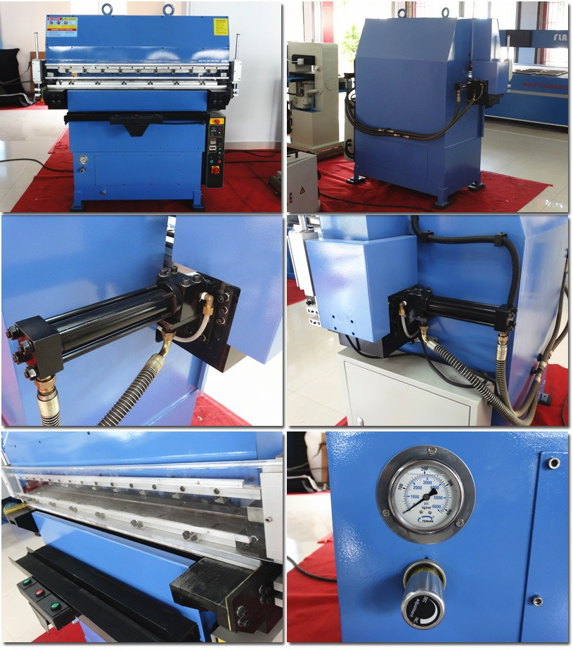 HG leather belt embossing machine