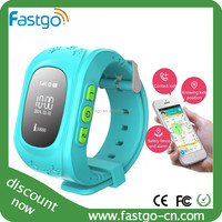 wrist watch gps tracking device for kids, 2015 hot selling child gps tracker bracelet,