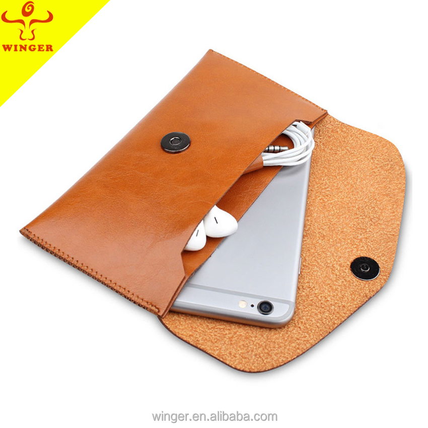 New Fashion phone accessories mobile case Leather Case Cover for Mobile Phone