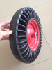 16 inch solid wheel 3.50-8