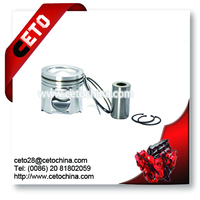 Marine cummins diesel engine piston kit LT10 3044448