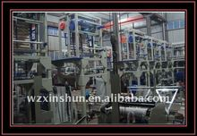 HDPE/LDPE/LLDPE Film Blowing Extruder Machine