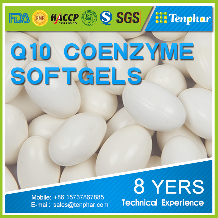 Health Care Products Coenzyme Q10 Softgel