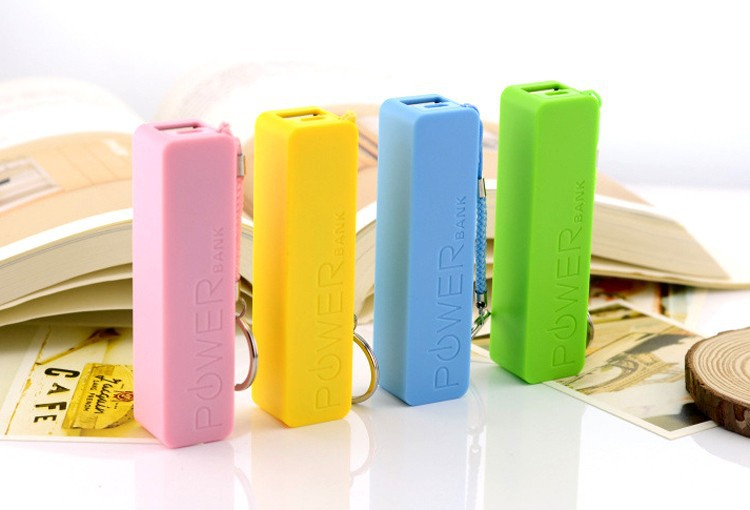Portable 2600mAh External Battery Charger Power Bank For iPhone