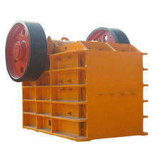 Quarry and mineral jaw crusher primary plant with portable mini
