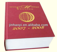 Hardcover Thick Content Dictionary Book Printing