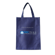 Eime High Qualtiy Non Woven With Customized Logo Printing Tote Bag