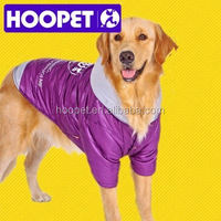 Hoody coat for large dog supplies football dog coats and jackets
