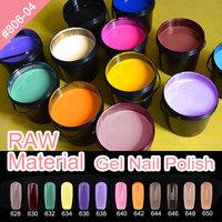 806H Cheap Nail Polish In Bulk Wholesale Nail Art Supplies Soak Off UV Gel Polish For 1kg