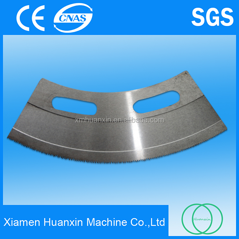 Paper and packaging industrial blades slotting blade, slotter knife