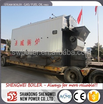 high quality DZL BMF fired 4t/h steam/ hot water boiler
