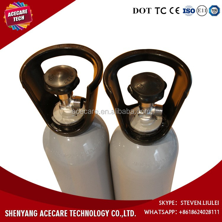 4L-15MPa High quality co2 gas cylinder,CO2 cylinder for sale innovative products for import