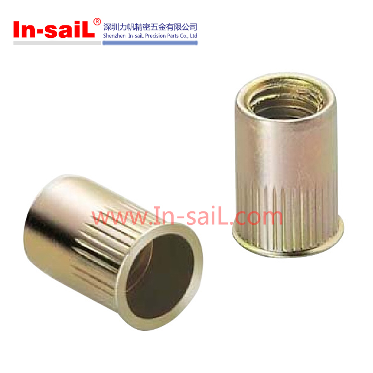 China fastener supplier steel well nut manufacturer