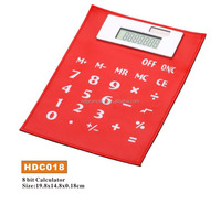Hamburger style crystal bling calculator BW105