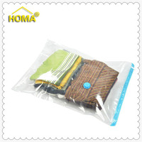 RECLOSABLE ZIP LOCK CLEAR PLASTIC STORAGE BAGS