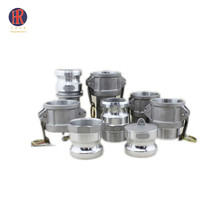 All kinds of type A to type DP stainless steel camlock couplings