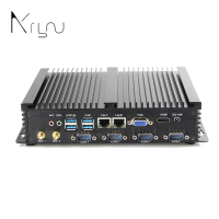 Wholesale Fanless Computer 1037u Industrial Mini