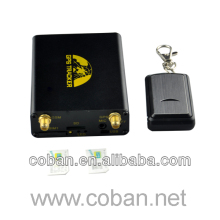 gps module tk106 vehicle tracking report latitude and longitude, speed, battery status, Google map link