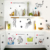 Kids Room Decorative High quality print cat Wall Sticker