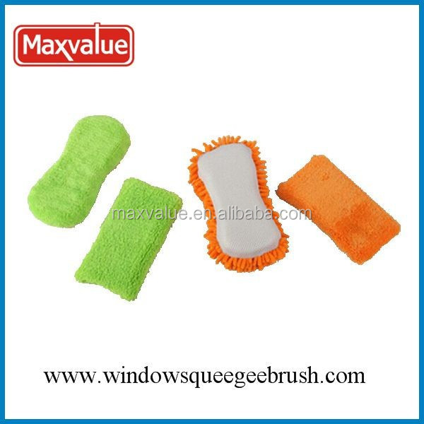 microfibercloth sponge car care and cleaning