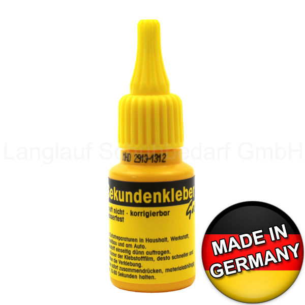 Super glue gel 20g made in Germany