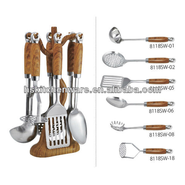 names of kitchen tools HS7690SW