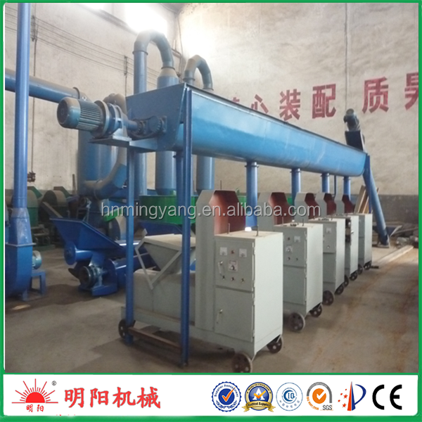New type High quality industrial wood waste homemade briquette pressing machine for charcoal