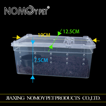 Nomo hot sale PP material reptile transport cage / animal transport cage