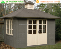 Garden store shed , Wooden garden shed with good quality
