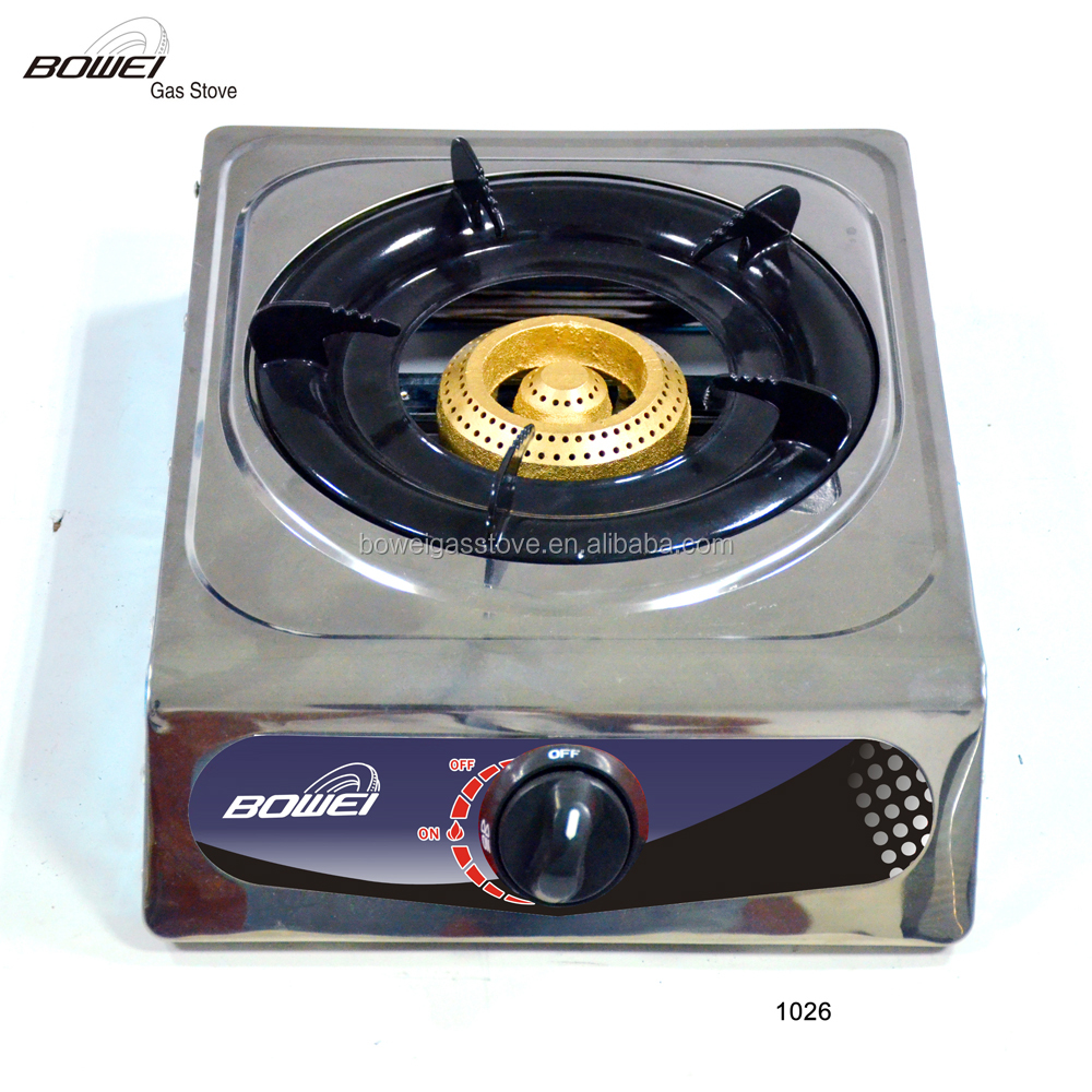 Glod Cast Iron Beehive Single Burner Gas Cooktop BW-1026