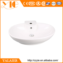 Wholesale Clear Toilet Washing Hand Basin