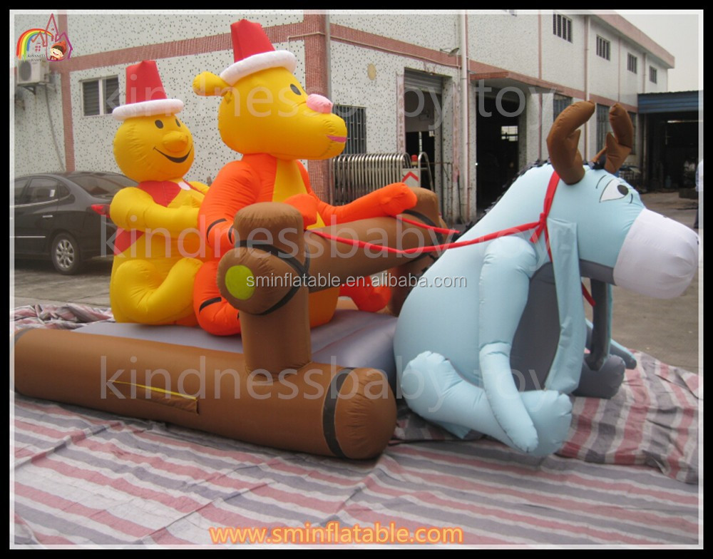 Gifts inflatable christmas decoration , inflatable outdoor christmas decorations , inflatable christmas products from China