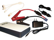 multi-function air compressor/12v 8000mAh car jump starter/mini car booster for emergency use/power bank