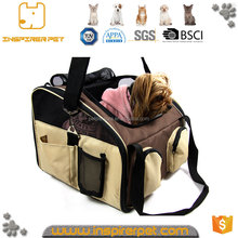 Durable waterproof 600D large pet tent dog carrier for car