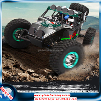 2.4g 1/10 Wltoys K949 race track with rc car with climbing&running high speed