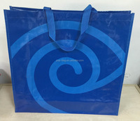 bag promotional tote shopping bag pp woven with lamination