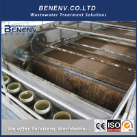 Colloidal Material Removal DAF Waste Water