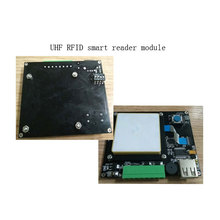 Small short range UHF RFID USB reader module with weigand 26/34