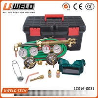 Portable American Heavy Duty Welding Cutting Kit