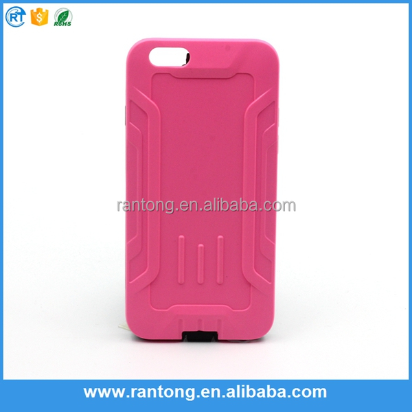 New Arrival Factory Price fashion sports car style TPU+PC cell phone case for iphone 6