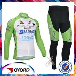 2015 Professional sublimation printing Cycling Shirts manufacturer biker racing suit