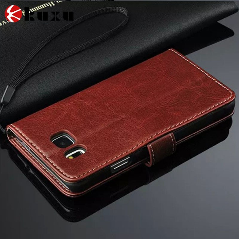 Soft leather mobile/cell phone bag suitbale for Samsung standard size manufacturer