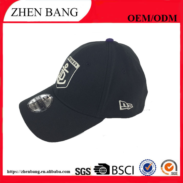 Can be Custom with 3D embroidery and 100% Cotton baseball caps