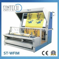 SUNTECH ST-WFIM Fabric Inspection Machine for Checking and Measuring