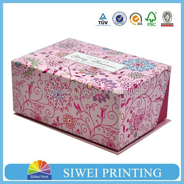 pierced earring jewelry box for ring necklace bracelet set earring box gift box