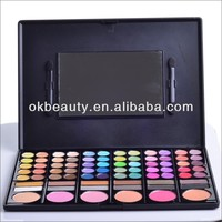 PRofessional High Quality Waterproof 120 Color Eye Shadow