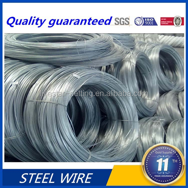 mechanical properties of spring steel wire , oil tempered spring steel wire