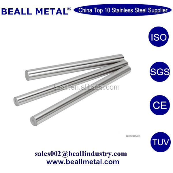 Stainless Steel 17-4 PH ASTM A 564 Gr 630 Round Bar