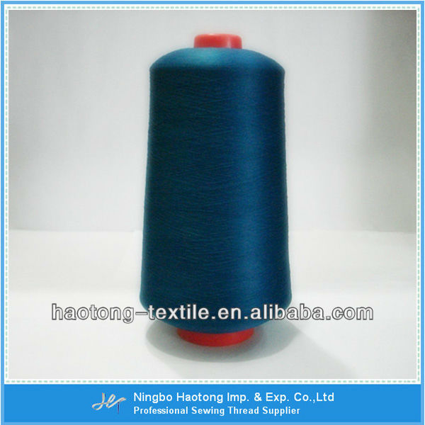 100% DTY Polyester Textured Yarn/ Overlock Thread