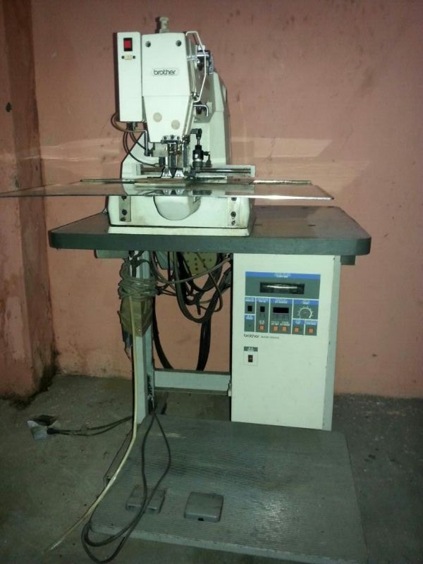 Used Brother Industrial Sewing Machine - BAS-304A-111